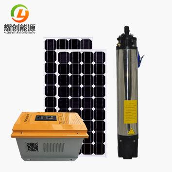 太阳能光伏水泵在农业建设中起到的作用有哪些?