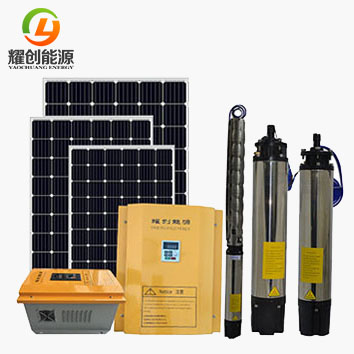 太阳能光伏水泵改善经历地震灾难的农民的生活