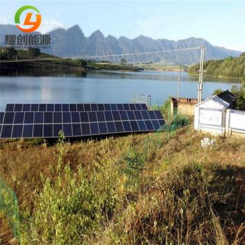 太阳能光伏提灌站建设相关介绍