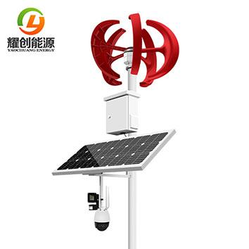 太阳能监控的电池如何选择如何安装?