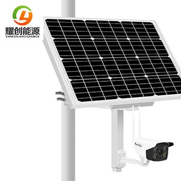 太阳能远程无线监控系统的组建是怎么样的?
